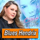 CARA BEING BLUE · by Blues Hendrix