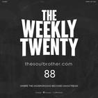The Weekly Twenty #088