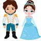 la princesa y el principe