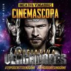 Cinemascopa INICIATIVA VENGADORES Nº 04 (Thor)