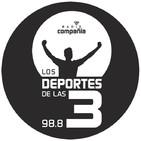 Los Deportes de las 3 -- 12/11/2019