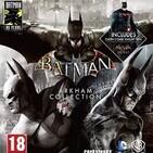 CG82-4 Batman: Arkham Asylum Remastered