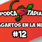 ¡PODCASTADIA! #12 ¡LAGARTOS en la NUBE! | PODCAST sobre STADIA en ESPAÑOL