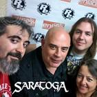 Esta noche especial SARATOGA y entrevista JERO RAMIRO