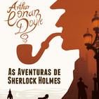 12 AUDIOLIBRO. Las Aventuras de Sherlock Holmes - La banda de lunares by Arthur Conan Doyle