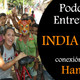 Podcast 18. Viaje a la a India (Hampi)