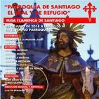 CELEBRACIÓN DEL DÍA DEL APÓSTOL EN LA PARROQUIA DE SANTIAGO Rueda de prensa de presentación de misa flamenca y procesión