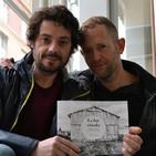 Entrevista a José Miguel Gómez y Francisco Carreño, autores de 'La luz sitiada' (Márgenes Arquitectura)