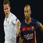 FC Barcelona 5-4 Sevilla CF #SupercopaEuropa #minutofan c.241