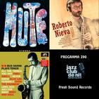 Programa 390 - Fresh Sound Records: Mute, Roberto Nieva i Bud Shanks