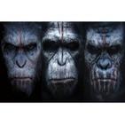 Ep. 17 Especial Planeta de los simios. Hail Caesar inside. (Nueva saga)