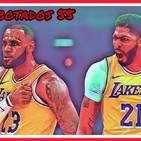Planeta NBA - REBOTADOS especial A. Davis a Lakers. Ep.55 .- 16/06/19