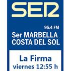 Cadena SER, La Firma: Playas, mar, espigones