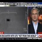 La Puerta Al Universo - Las declaraciones de David Fravor sobre Ovnis en The New York Times