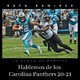 NFL Hablemos de los Carolina Panthers 20-21