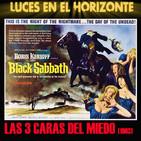 LAS TRES CARAS DEL MIEDO (1963) - Luces en el Horizonte
