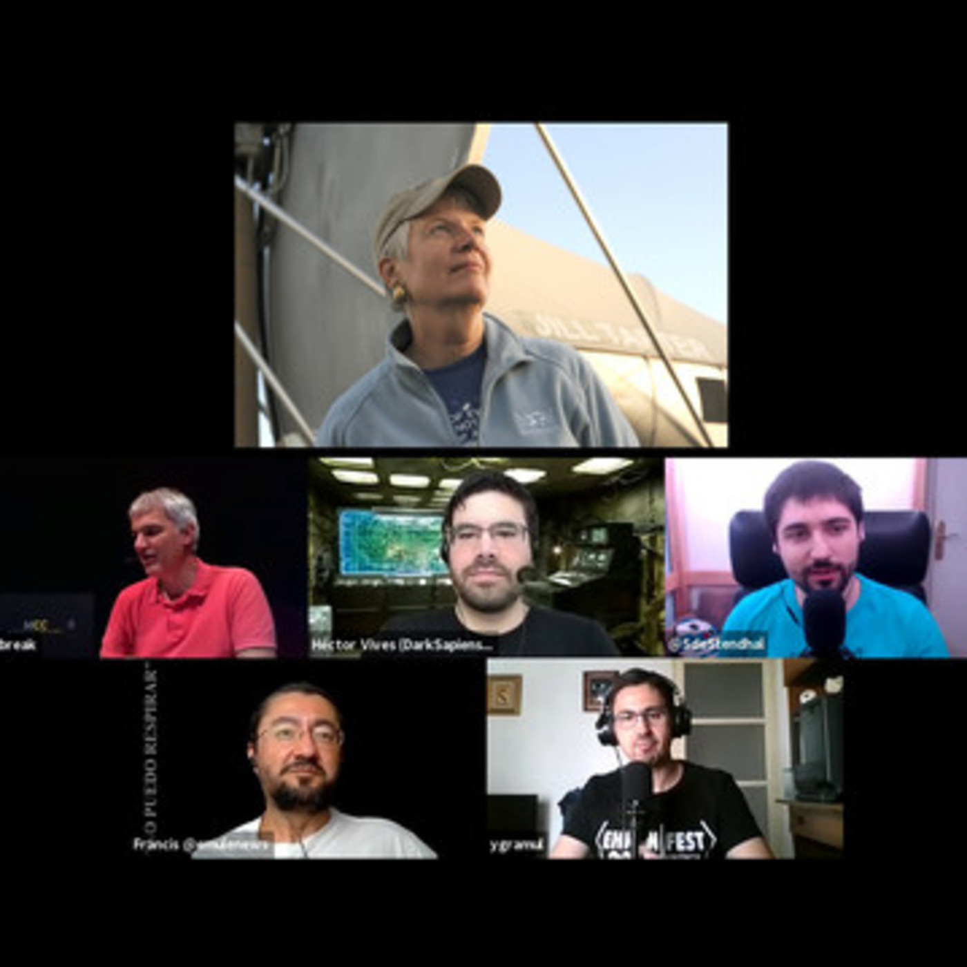 Ep271: Especial SETI; Entrevista Jill Tarter