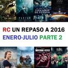 ReviewCasters (2x05)   Repasando 2016: enero-julio (2ª parte)