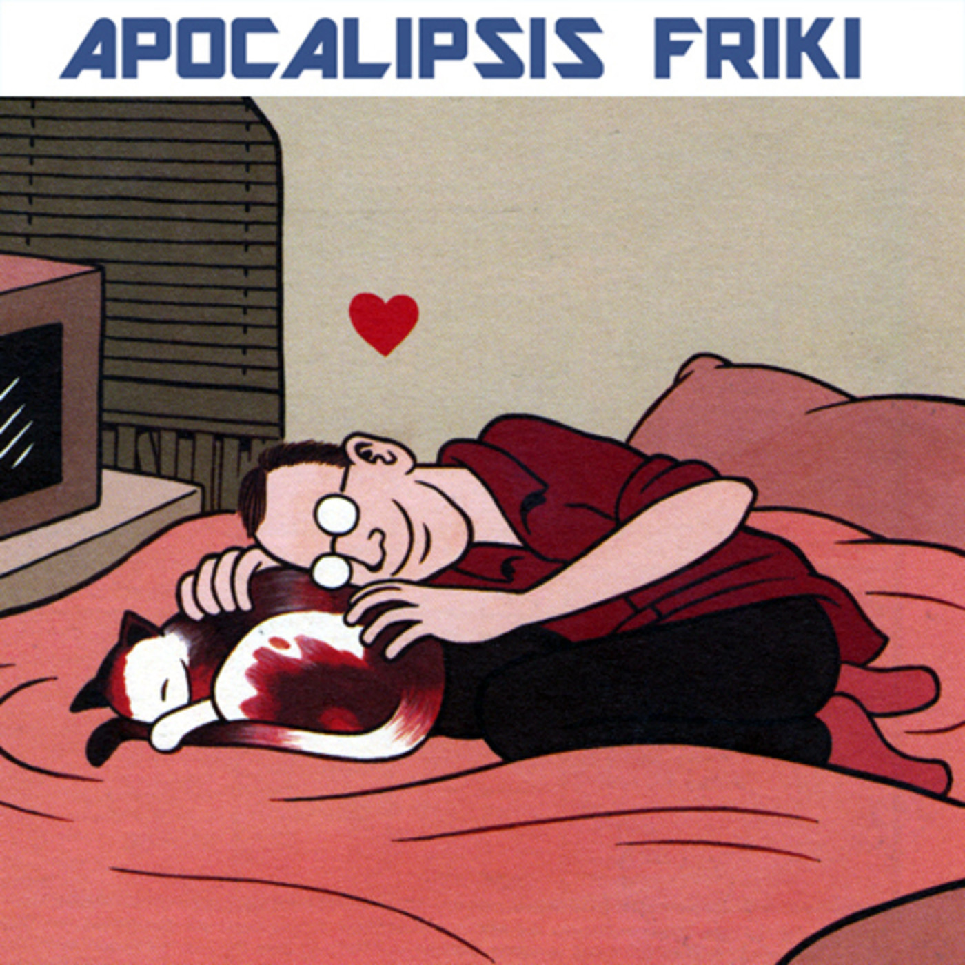 Apocalipsis Friki 074 - Especial Cómic Autobiográfico: 12 Autores