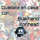 ZNP #Quedateencasa - Hablando de Blackhand Ironhead con David López