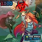 3x20 PS5 Vs XBOX Series X, juegos de pandemias o apocalipsis y Celeste