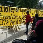 Justicia Para Berta: Plantón en la Corte Suprema de Justicia