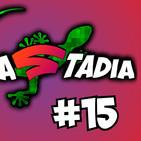 ¡PODCASTADIA! #15 ¡LAGARTOS en la NUBE! | PODCAST sobre STADIA en ESPAÑOL