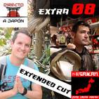 Extra 08 - Entrevista a David Lorenzo aka Superdavinci de Directo a Japón (Parte 1) VERSIÓN EXTENDIDA