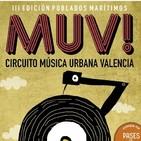 HardCuore#100. MUV! 2017. Circuito Música Urbana Valencia