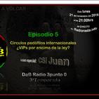 Dab Radio 3punto 0 Episodio 5 parte 1 Redes pedófilas internacionales Vips por encima de la ley - Con CsiJuan
