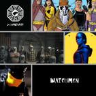 LC 5x02 Watchmen, la nueva obra de arte de Damon Lindelof y HBO