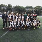 Àlex Granell, capità del Girona FC i exjugador del FC Palafrugell, dona el tret de sortida al MIC 2019 a Palafrugell