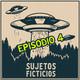 Sujetos Ficticios - Mi editor es un alien y Nando Dominguez