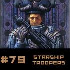 #79 Starship Troopers de Robert Heinlein un Souvenir de Relatos Salvajes
