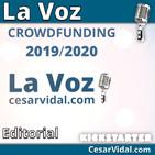 Editorial: Empezamos el crowdfunding de la sexta temporada - 20/05/19