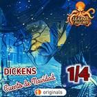 Cuento de Navidad (Charles Dickens) [1/4] Audiolibro - Ficción sonora