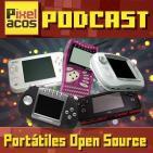 Pixelacos 024 - Consolas portátiles opensource