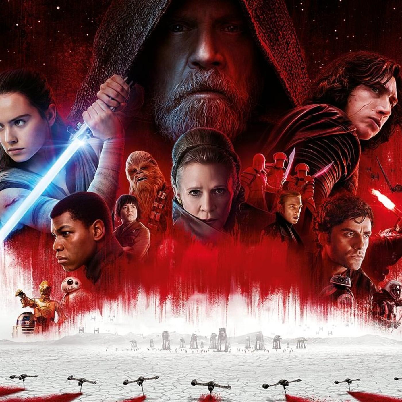 7.- Project Mayhem. Star Wars. Episodio VIII. Los Ultimos Jedi