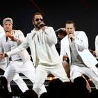 Backstreet Boys.( Estados Unidos-Cantantes).Festival de Viña del Mar 2019.