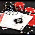 Nueva ley del juego: póker, apuestas deportivas y máquinas tragaperras.