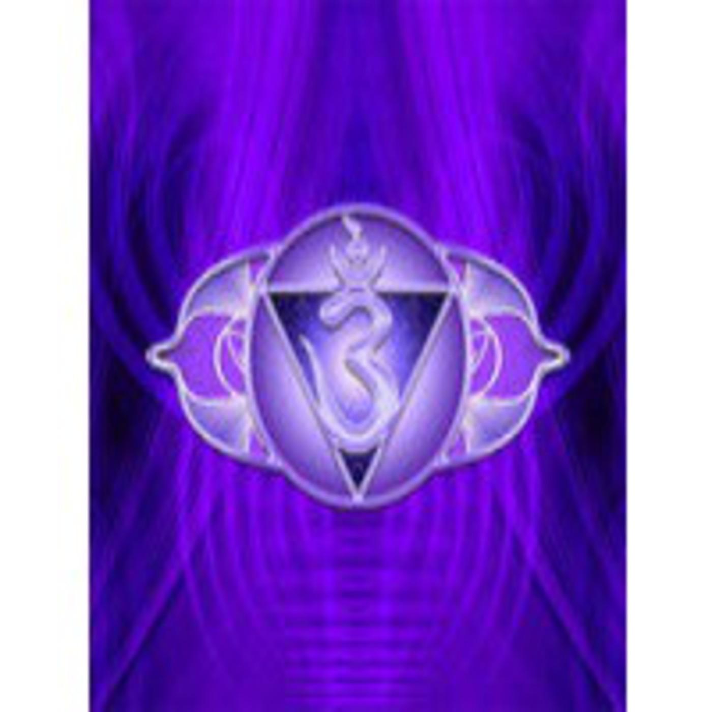 Ejercicio para Activar la Glándula Pineal ( 6to Chakra; El 3er ojo ). Audio