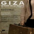 Giza, la niña de la maleta