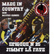 """By Mauro Secchi (MAX) 25° Episode' MADE IN COUNTRY ' Jimmy LaFave- Peace Town """""""