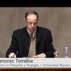 Francesc Torralba: Inteligencia espiritual para nuestra cultura