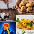 LVB169 hipérico, depresión, madres, cefaleas, libros y niños, historia de las patatas, consultas, salud, felicidad.