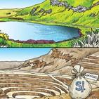 Con la mina el desarrollo no camina.