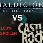 100% Spoiler 3.2. Castle Rock vs. Hill House.