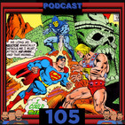 Programa 105 - El Sótano del Planet - Supermana y He-Man y los Masters del Universo