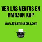 Ver las ventas de tus libros en Amazon KDP