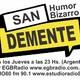 SAN DEMENTE - Humor Bizarro Programa 03